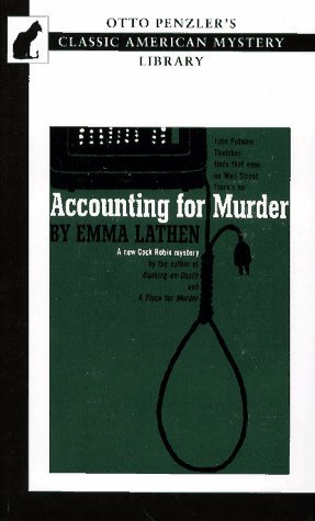 Accounting for Murder by Emma Lathen