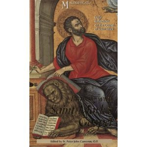 Praying with Saint Mark's Gospel by Peter John Cameron