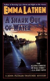 A Shark Out of Water by Emma Lathen