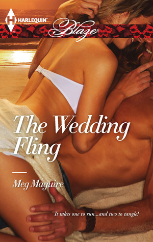 The Wedding Fling by Meg  Maguire
