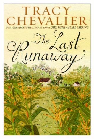 Book cover: The Last Runaway by Tracy Chevalier