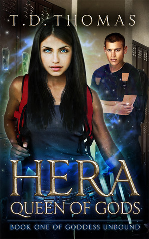 Review: Hera Queen of Gods by TD Thomas