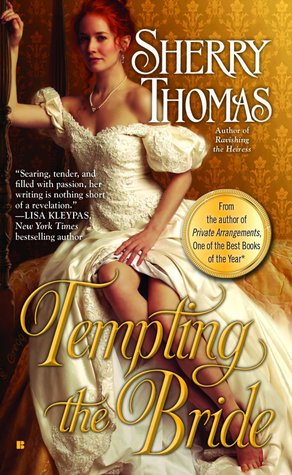 Tempting the Bride (Fitzhugh Trilogy, #3)