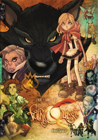 Fairy Quest: Outlaws Fairy Quest, 1