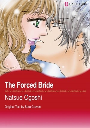 The Forced Bride Harlequin Romance Manga