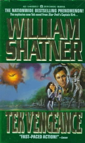 TekVengeance by William Shatner