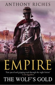 The Wolf's Gold (Empire, #5)
