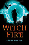 Witch Fire by Laura Powell