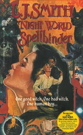Spellbinder by L.J. Smith