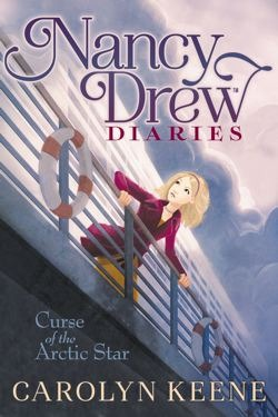 Curse of the Arctic Star (Nancy Drew Diaries, #1)