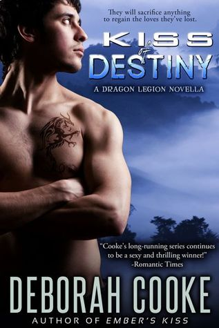 Kiss of Destiny (Dragonfire, #9c)
