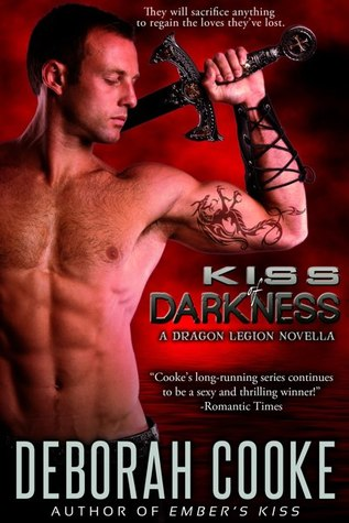 Kiss of Darkness (Dragonfire #9b)
