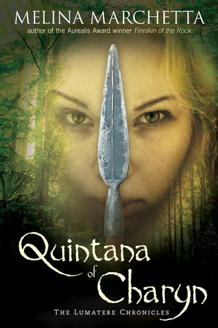Book cover for Quintana of Charyn by Melina Marchetta