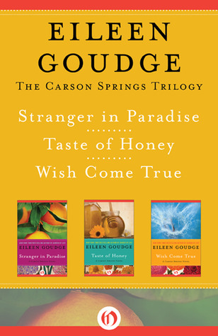 The Carson Springs Trilogy: Stranger in Paradise, Taste of Honey, and Wish Come True