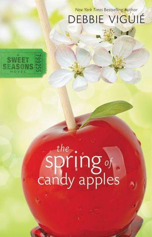 The Spring of Candy Apples by Debbie Vigui