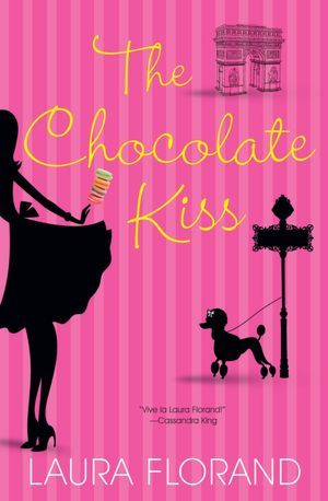 The Chocolate Kiss (Chocolate, #2)