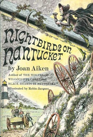 Nightbirds on Nantucket by Joan Aiken
