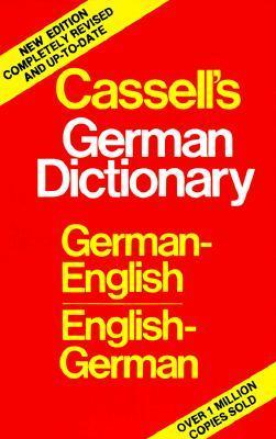Cassell's German Dictionary by Harold T. Betteridge