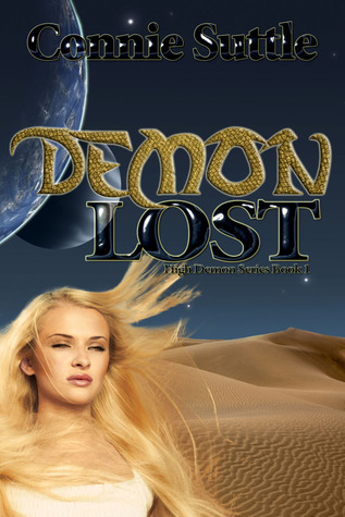 Demon Lost by Connie Suttle