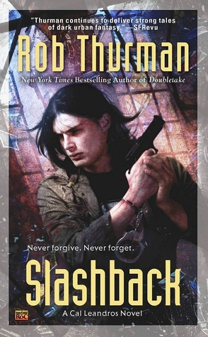 Slashback (Cal Leandros, #8)