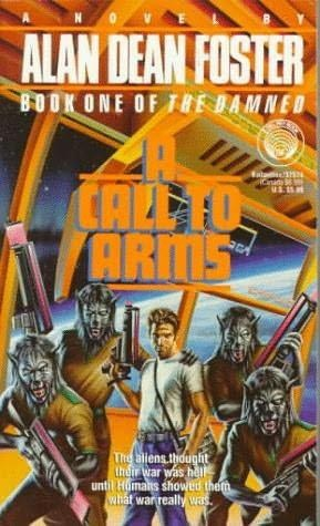 A Call to Arms (The Damned #1)