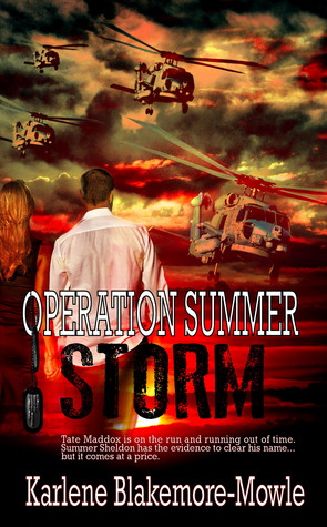 Operation Summer Storm by Karlene Blakemore-Mowle