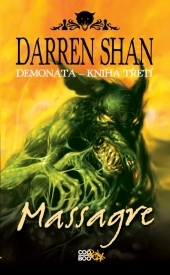 Massagre (Demonata #3)