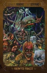 The Haunted Forest Tour by James A. Moore