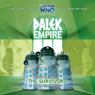 Dalek Empire III by Nicholas Briggs