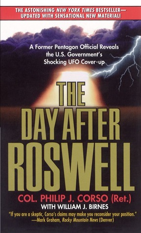 Get The Day After Roswell PDF by Philip J. Corso, William J. Birnes