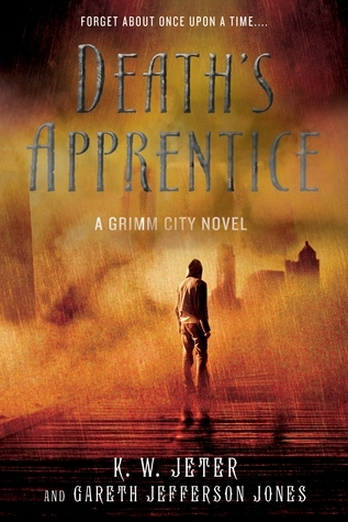 Death's Apprentice by K.W. Jeter