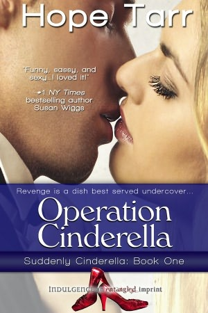 Post Thumbnail of Review: Operation Cinderella by Hope Tarr