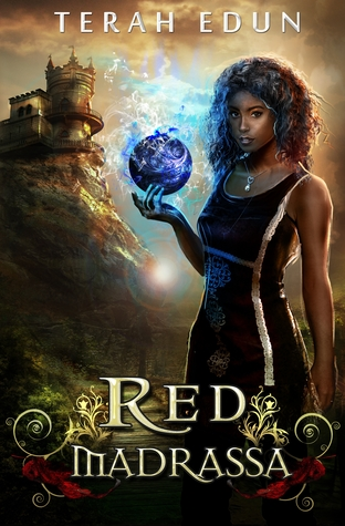 Red Madrass by Terah Edun