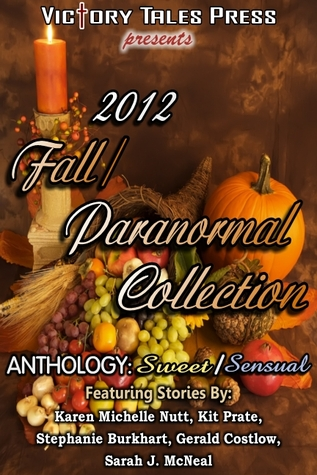 Victory Tales Press presents 2012 Fall/Paranormal collection by Gerald Costlow