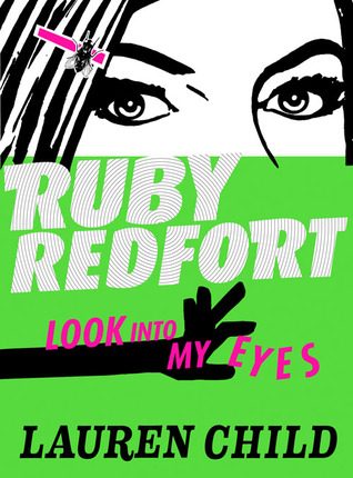 Look Into My Eyes (Ruby Redfort, #1)