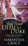 Lady Vivian Defies a Duke (Beau Monde #4)