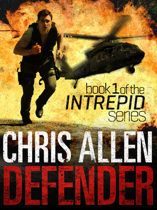 Defender: INTREPID 1 (INTREPID, #1)