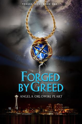 Forged by Greed (The Forged Series, #1)