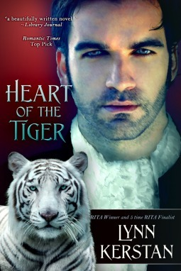 Heart of the Tiger (The Big Cat Trilogy, #2)