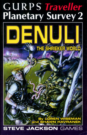 Denuli: the Shrieker World