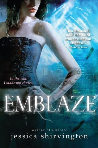 Emblaze by Jessica Shirvington: Excerpt + Giveaway