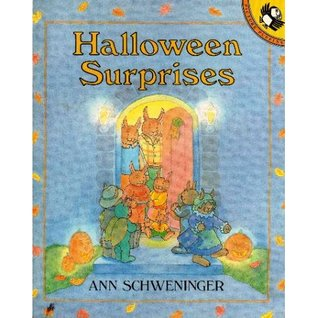 Halloween Surprises by Ann Schweninger