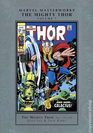 Marvel Masterworks: The Mighty Thor, Vol. 7 (Marvel Masterworks: The Mighty Thor #7)