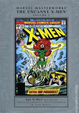 Marvel Masterworks by Chris Claremont