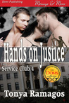 Hands on Justice (The Service Club, #4)