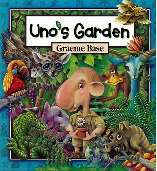 Uno's Garden by Graeme Base