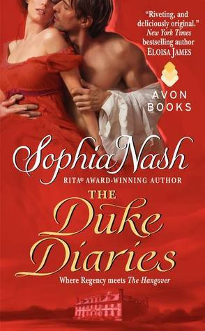 The Duke Diaries (Royal Entourage, #3)