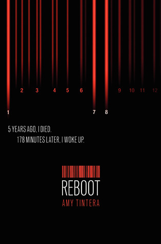 Book We Covet: Reboot by Amy Tintera