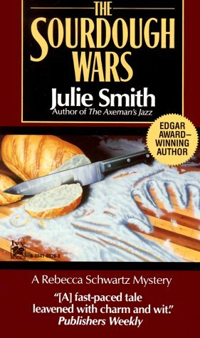 Sourdough Wars by Julie Smith