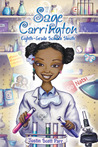 Sage Carrington, Eighth-Grade Science Sleuth by Justin Scott Parr